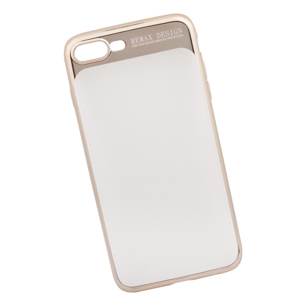 Чехол WK Remax Modi для iPhone 8 Plus/7 Plus , 0L-00036124, золотой все цены