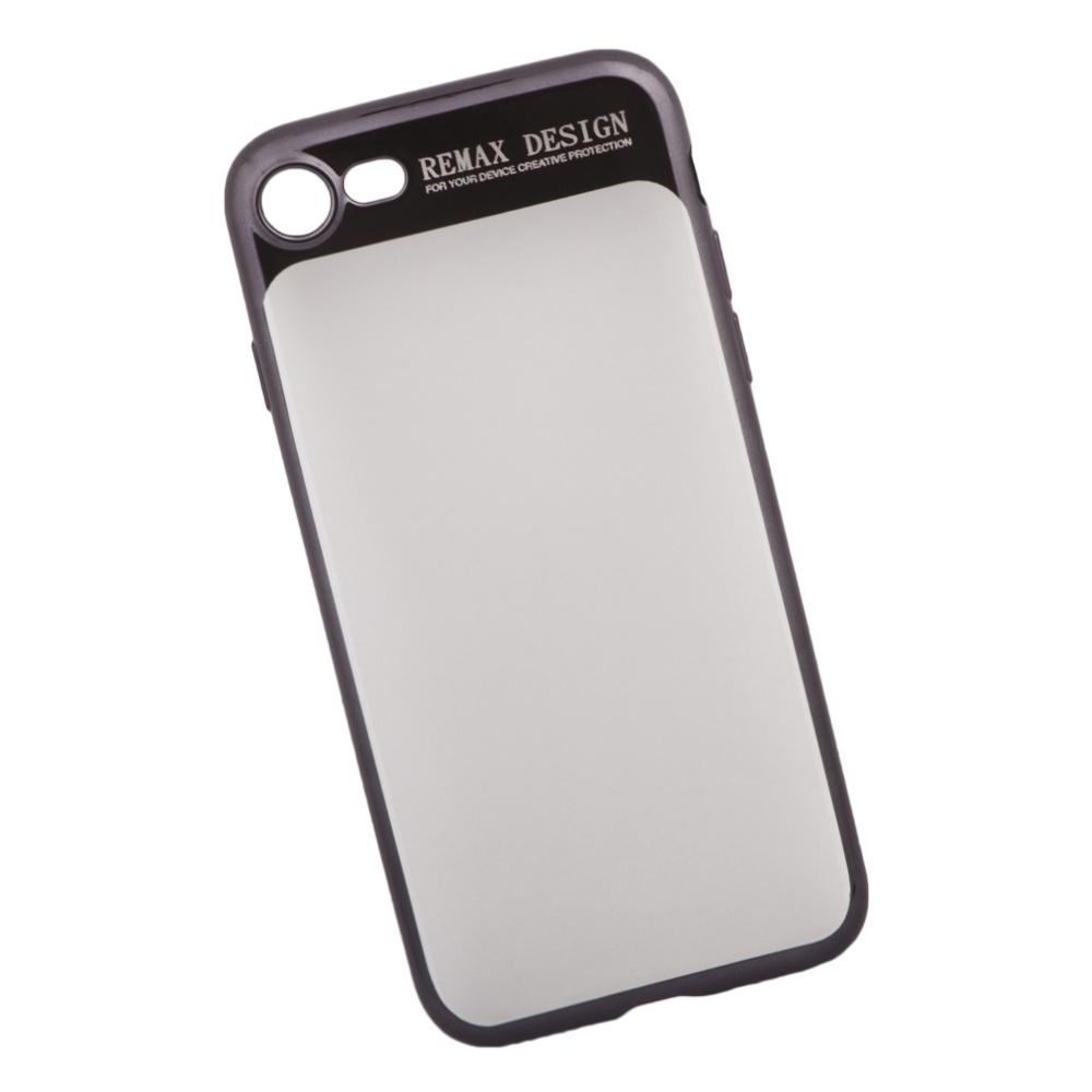 Чехол Remax Modi для iPhone 8/7, 0L-00036120, черный robert traba modi memorandi