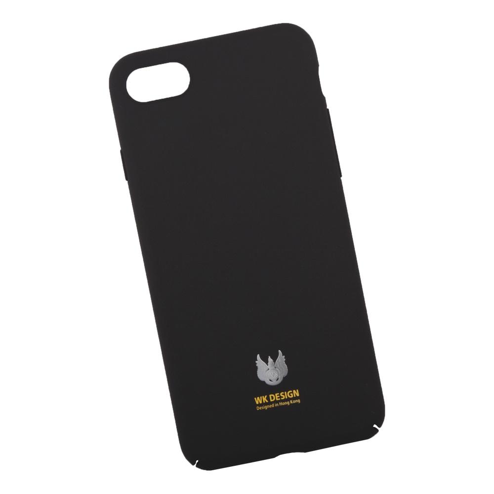 Чехол WK Classic для iPhone 8/7, 0L-00034829, черный все цены