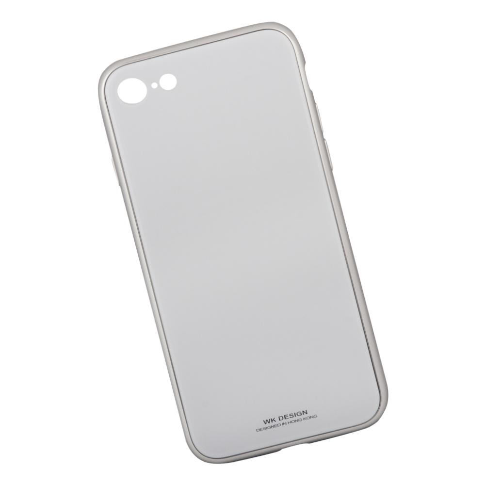 Чехол WK Berkin для iPhone 8/7, 0L-00036224, белый все цены