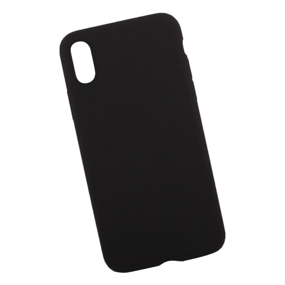 лучшая цена Чехол WK Liquid для iPhone X, 0L-00039502, черный