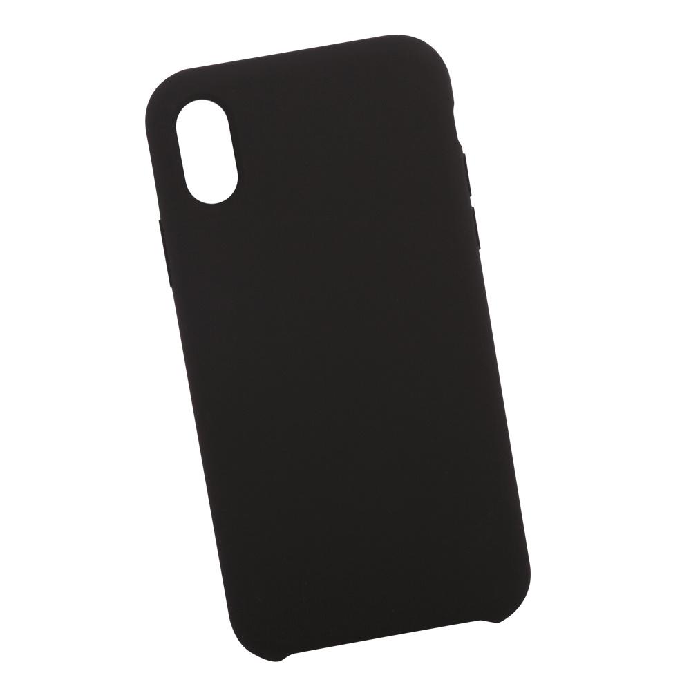 Чехол WK Moka для iPhone X, 0L-00034826, черный все цены