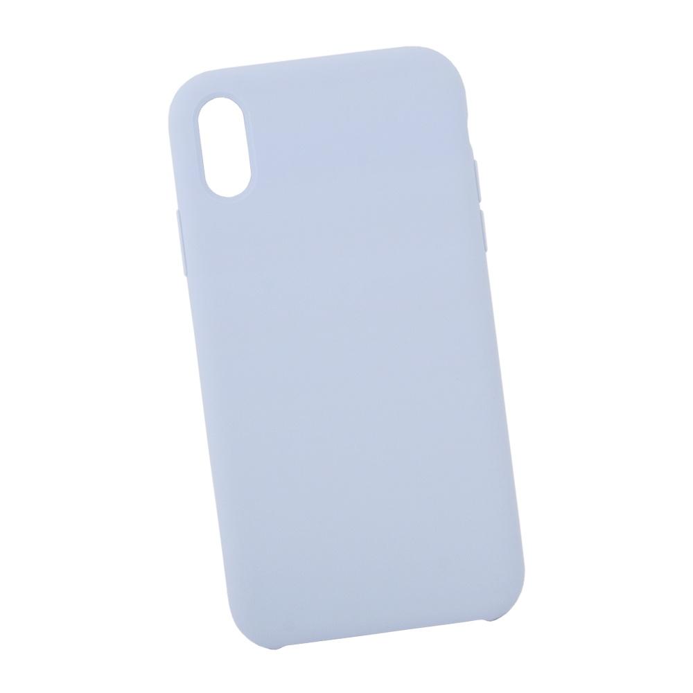 лучшая цена Чехол WK Moka для iPhone Xr, 0L-00040685, голубой