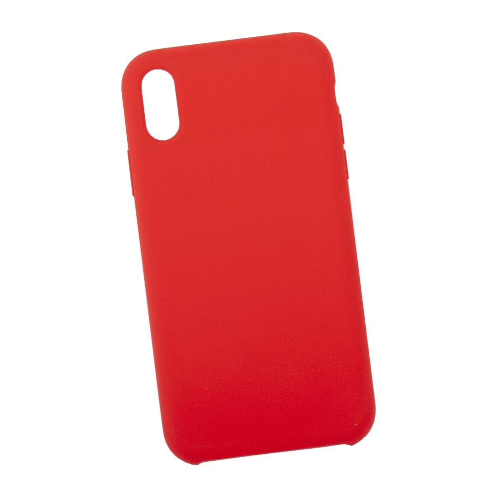 лучшая цена Чехол WK Moka для iPhone Xr, 0L-00040686, красный