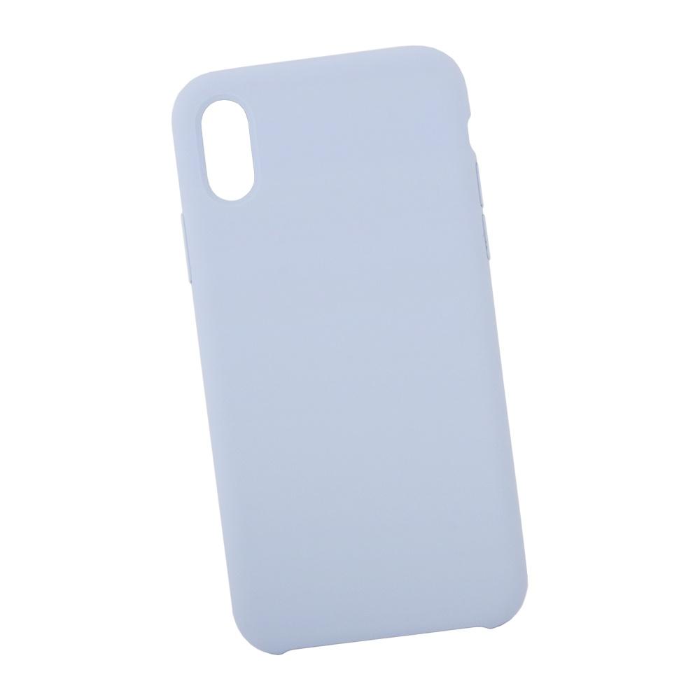 лучшая цена Чехол WK Moka для iPhone Xs, 0L-00040688, голубой