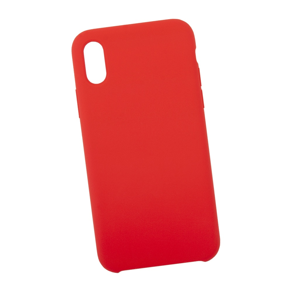 Чехол WK Moka для iPhone Xs, 0L-00040689, красный все цены