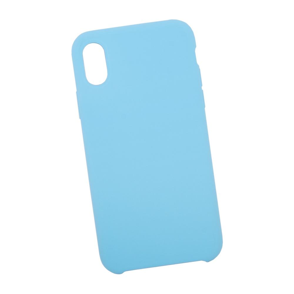 Чехол Hoco Pure Series Protective Case для iPhone, 0L-00039777, синий protective aluminum case for dsi ll black