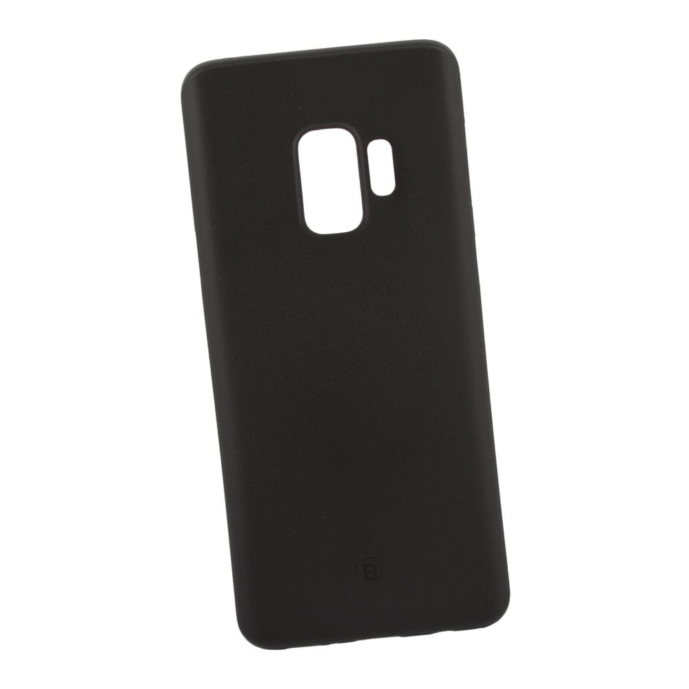 Чехол Baseus Wing WISAS9-A01 для Samsung Galaxy S9, 0L-00037776, черный