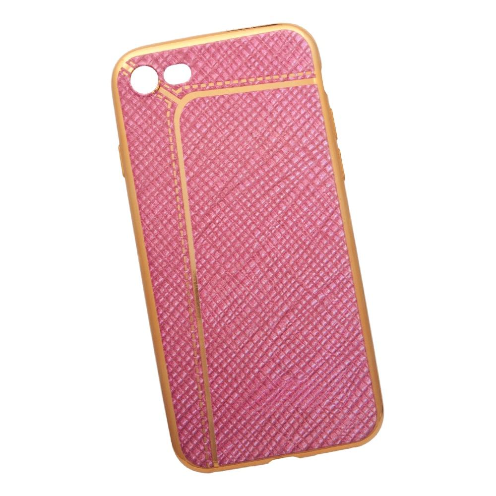 Чехол Liberty Project для iPhone 8/7, 0L-00031816, розовый стоимость
