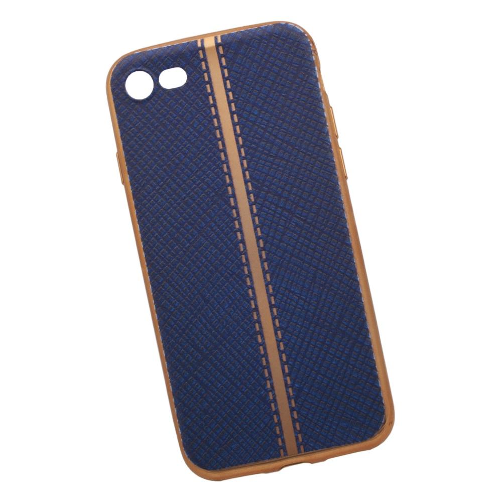 Чехол Liberty Project для iPhone 8/7, 0L-00031813, синий стоимость