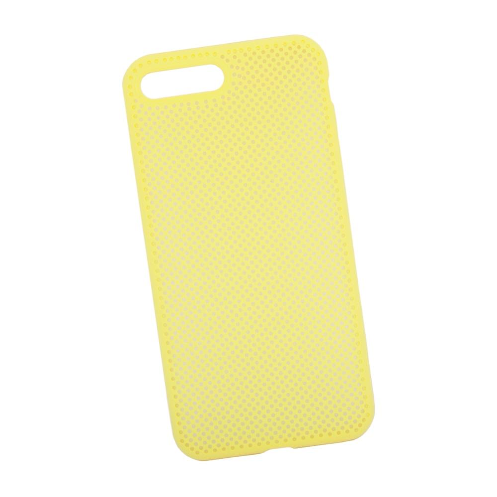 Чехол Liberty Project Dot для iPhone 7 Plus/8 Plus, 0L-00040405, желтый toptoys игрушечный мобильный телефон цвет желтый