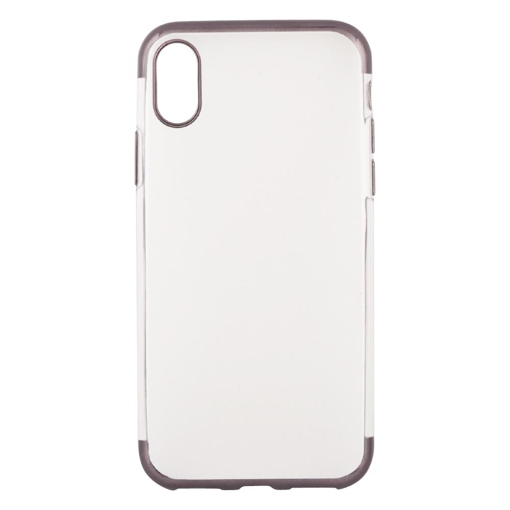 Чехол силиконовый LIBERTY PROJECT, для iPhone X TPU, 0L-00038578 чехол силиконовый liberty project для nokia 6 tpu 0l 00033369