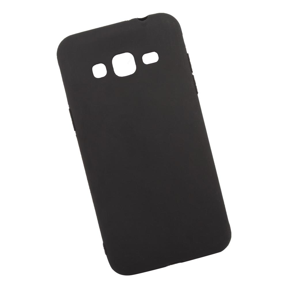 Чехол силиконовый LIBERTY PROJECT, для Samsung Galaxy J3 2016 TPU, 0L-00034338, черный чехол силиконовый liberty project для samsung galaxy s9 tpu 0l 00036747