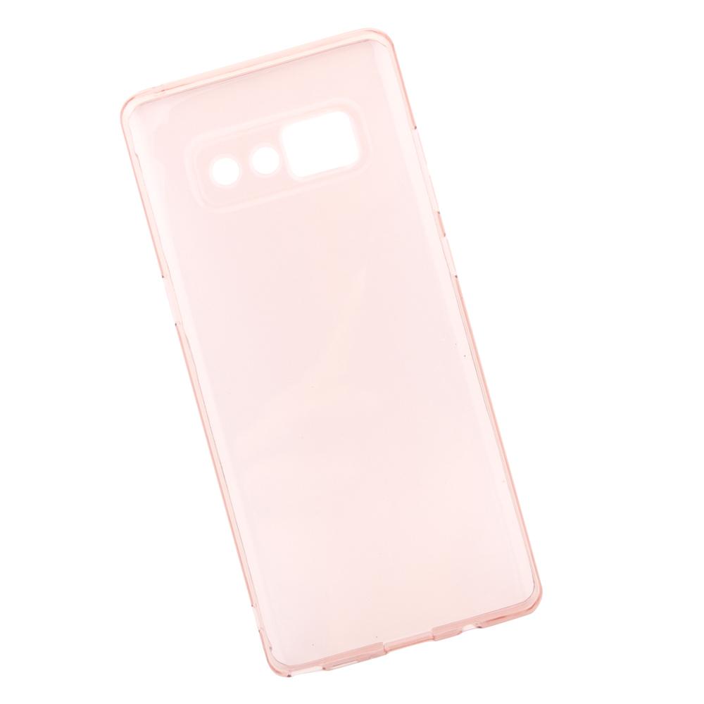 Чехол силиконовый LIBERTY PROJECT, для Samsung Note 8 TPU, 0L-00034399, розовый чехол силиконовый liberty project для samsung galaxy s9 tpu 0l 00036747