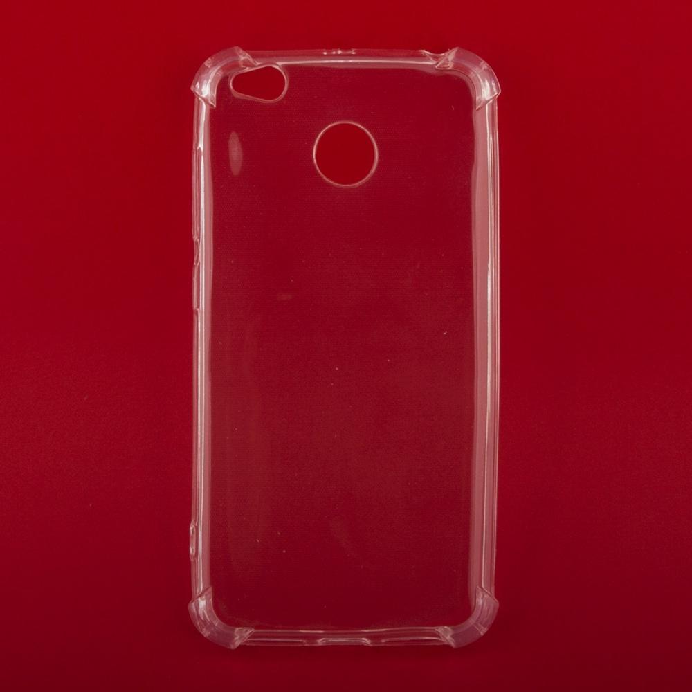 цена на Чехол Liberty Project Armor ударопрочный для Xiaomi Redmi 4X, 0L-00039634, прозрачный