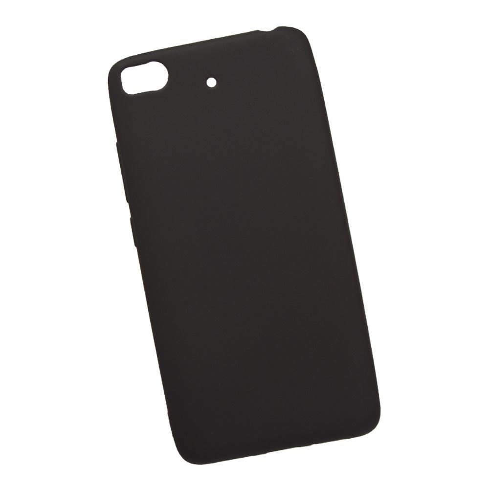Чехол силиконовый LIBERTY PROJECT, для Xiaomi Mi 5S TPU, 0L-00031765, черный чехол для nokia x2 силиконовый tpu черный конфеты