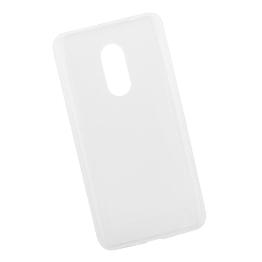 Чехол силиконовый LIBERTY PROJECT, для Xiaomi Redmi Note 4, 0L-00034357 цена и фото