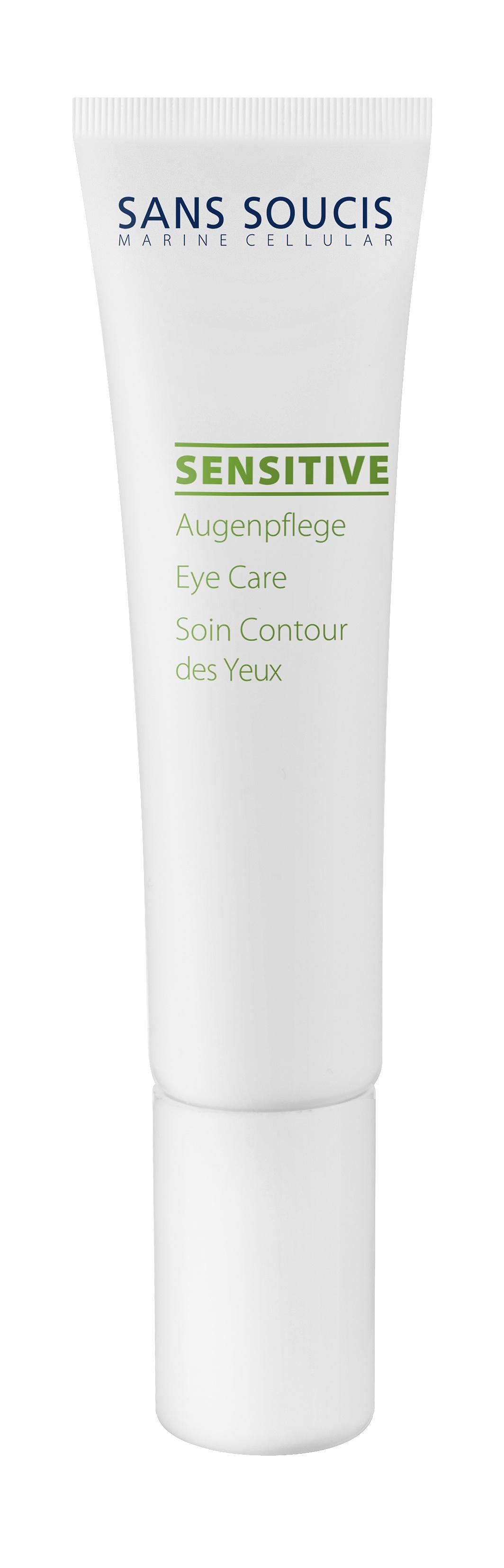 Крем для кожи вокруг глаз Sans Soucis «Sensitive», 15 мл