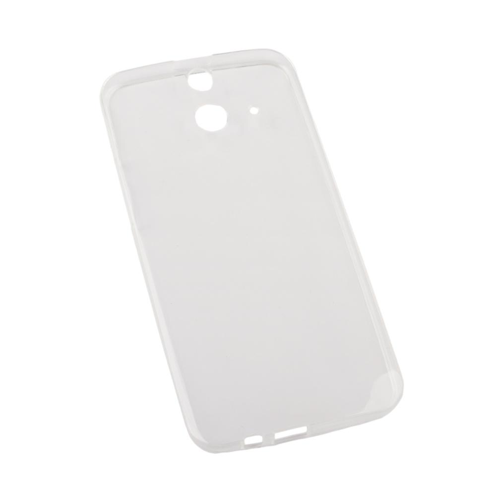 цена на Чехол Liberty Project для HTC E8, 0L-00001734, прозрачный