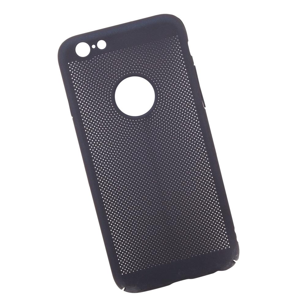 Чехол Liberty Project Сетка Soft Touch для iPhone 6/6s, 0L-00034044, темно-синий liberty project чехол флип для apple iphone 6 6s black