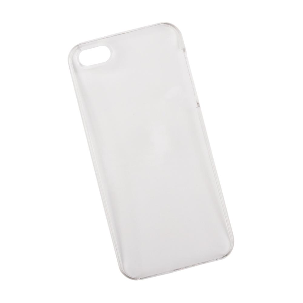 Чехол Liberty Project ультратонкий для iPhone 5/5s/SE, 0L-00027308, прозрачный стоимость
