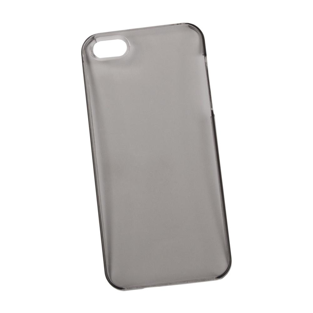 Чехол Liberty Project ультратонкий для iPhone 5/5s/SE, 0L-00027310, прозрачный, черный стоимость