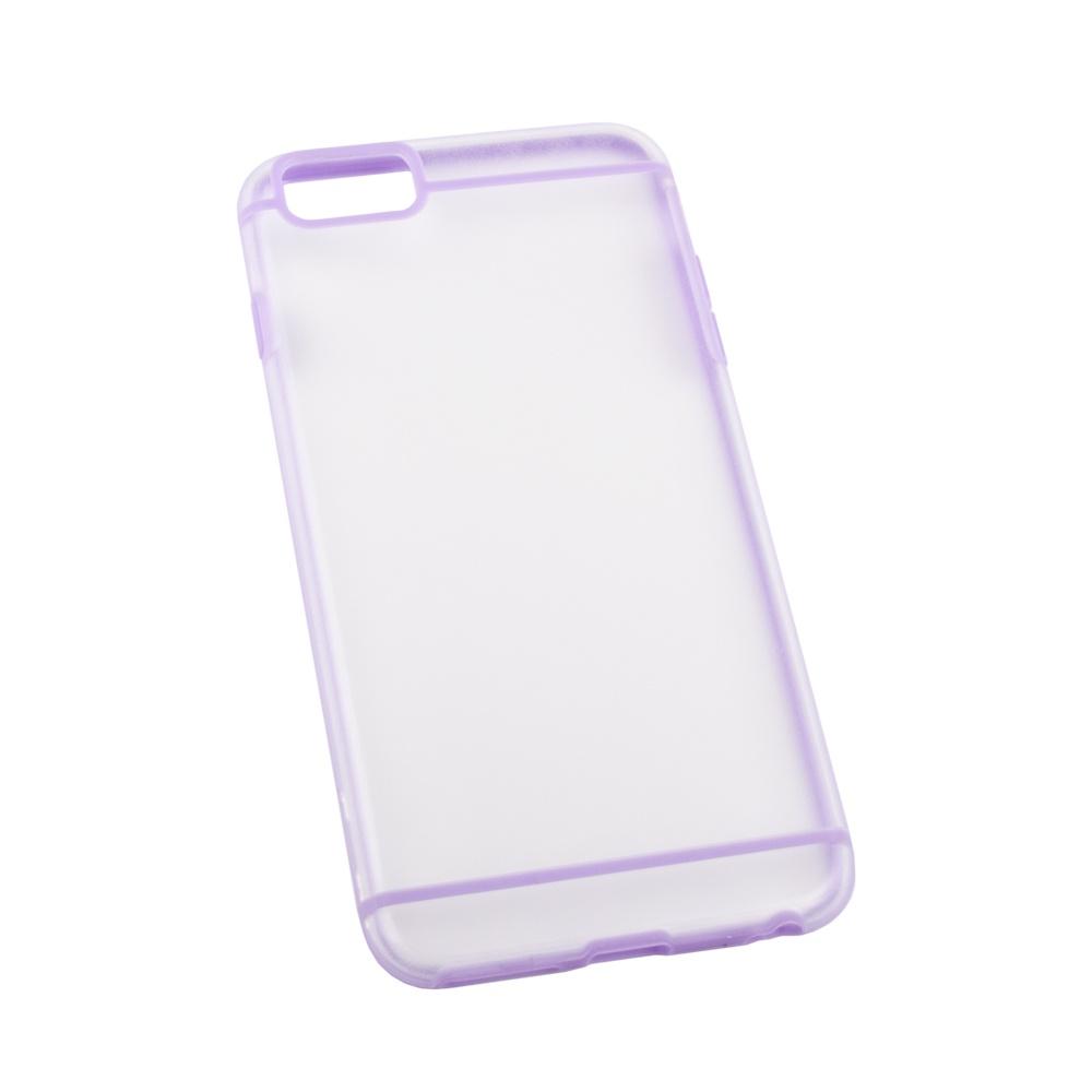 Чехол LP для iPhone 6/6s Plus, R0006706, сиреневый, матовый чехол lp для iphone 6 6s r0007655 голубой
