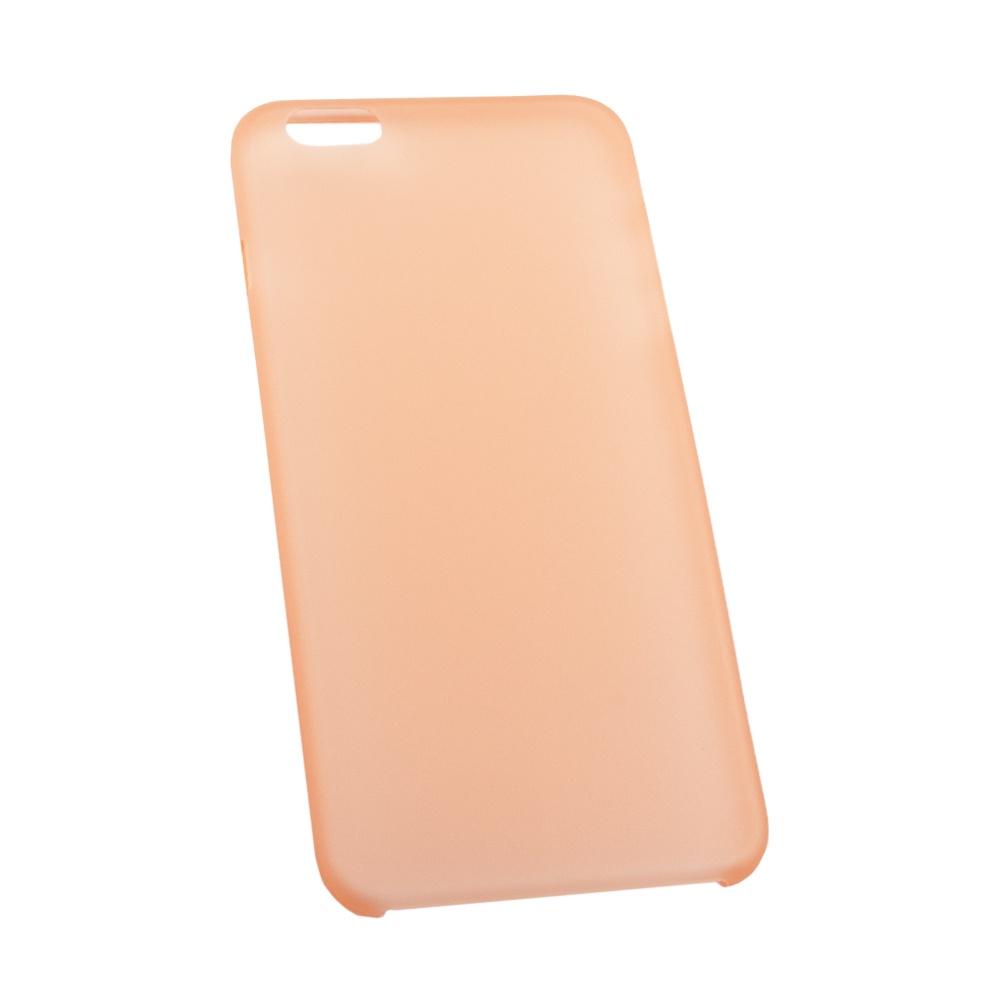 Чехол LP для iPhone 6/6s Plus, R0006396, оранжевый, матовый чехол lp для iphone 6 6s r0007655 голубой
