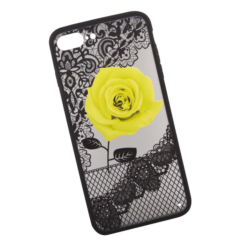 Фото - Чехол LP для iPhone 8 Plus/7 Plus, 0L-00036268, накладка lp клетка с полосками для iphone 7 золотой 0l 00029551