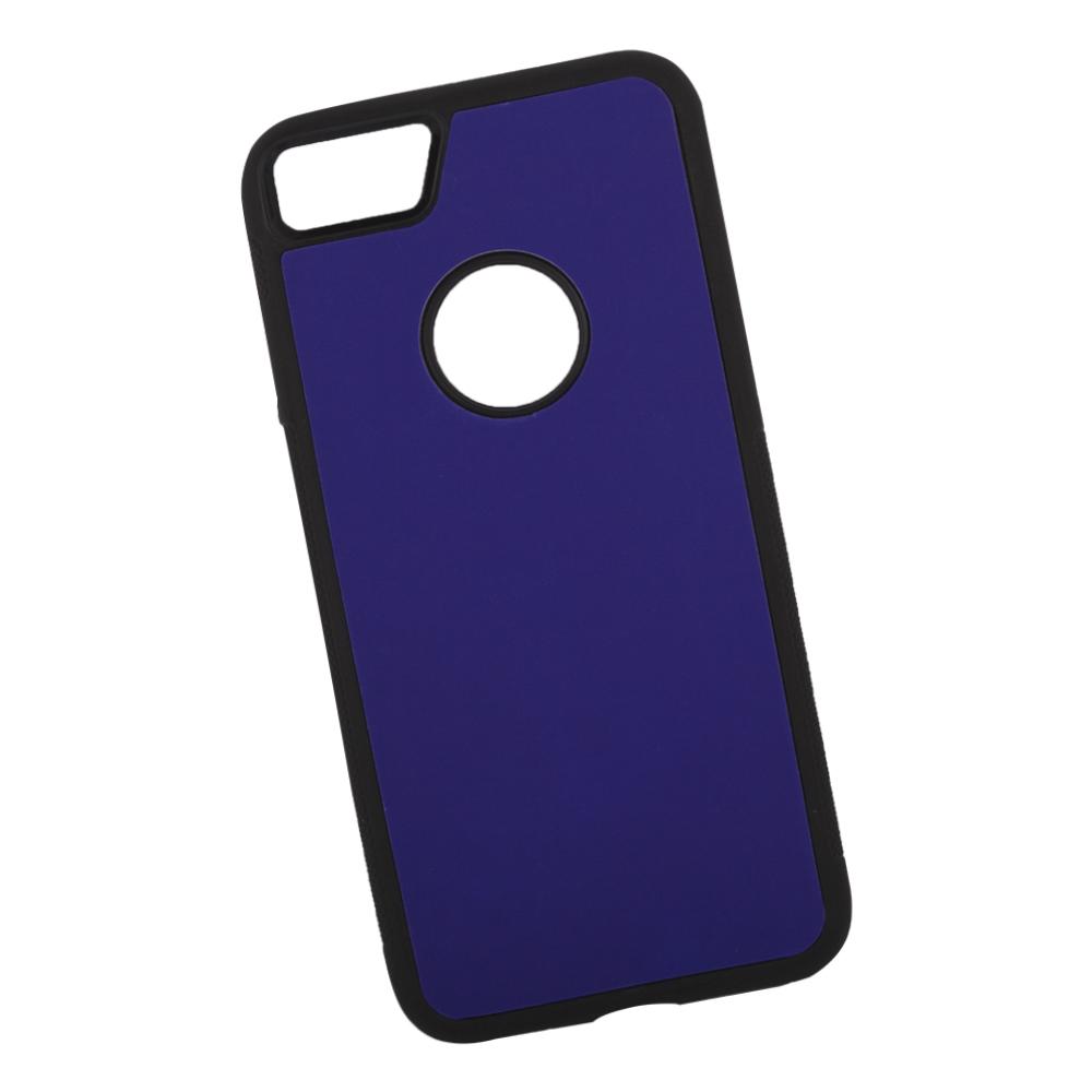 Чехол LP для iPhone 8/7, 0L-00038601, фиолетовый, розовый чехол lp для iphone x 0l 00038608 коричневый розовый