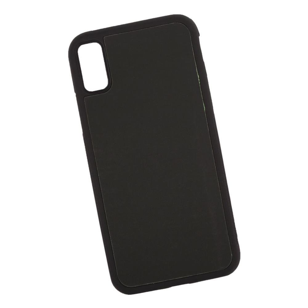 Чехол LP для iPhone X, 0L-00038610, черный, зеленый чехол lp для iphone x 0l 00038608 коричневый розовый