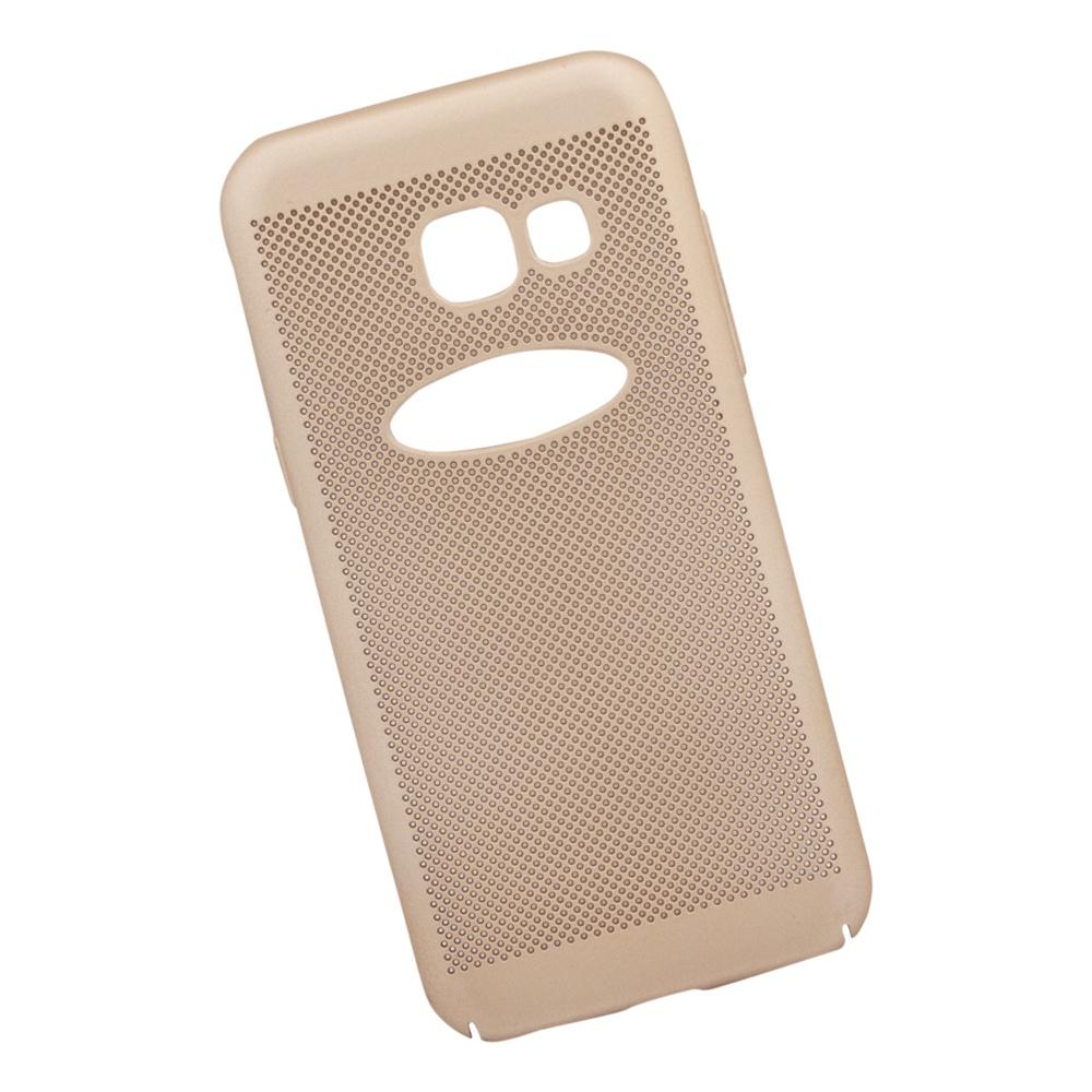 Чехол LP для Samsung A3 2017, 0L-00035107, золотой