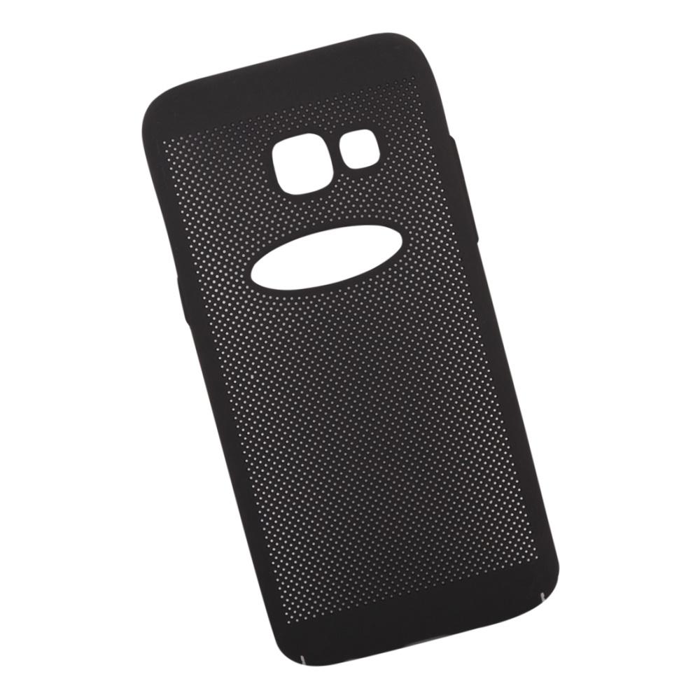 Чехол LP для Samsung A3 2017, 0L-00035105, черный