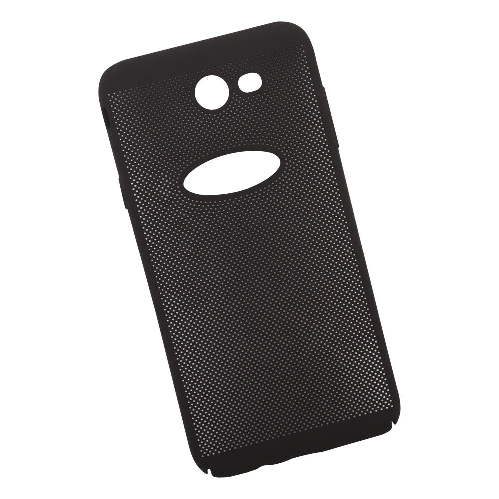 Чехол LP для Samsung A7 2017, 0L-00035113, черный