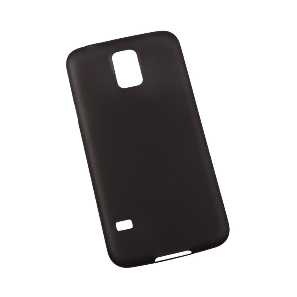 Чехол LP для Samsung G900F Galaxy S5, R0003166, черный, матовый