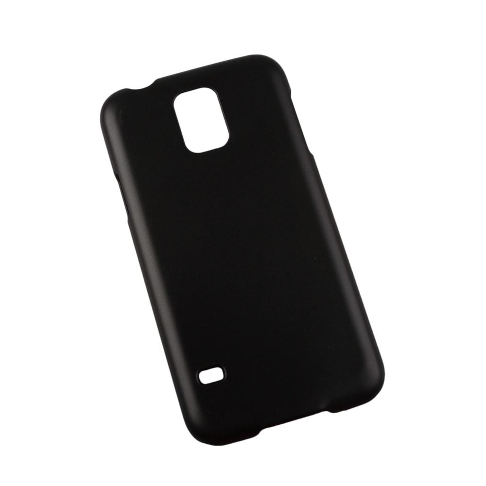 Чехол LP для Samsung G900F Galaxy S5, R0003153, черный, прозрачный