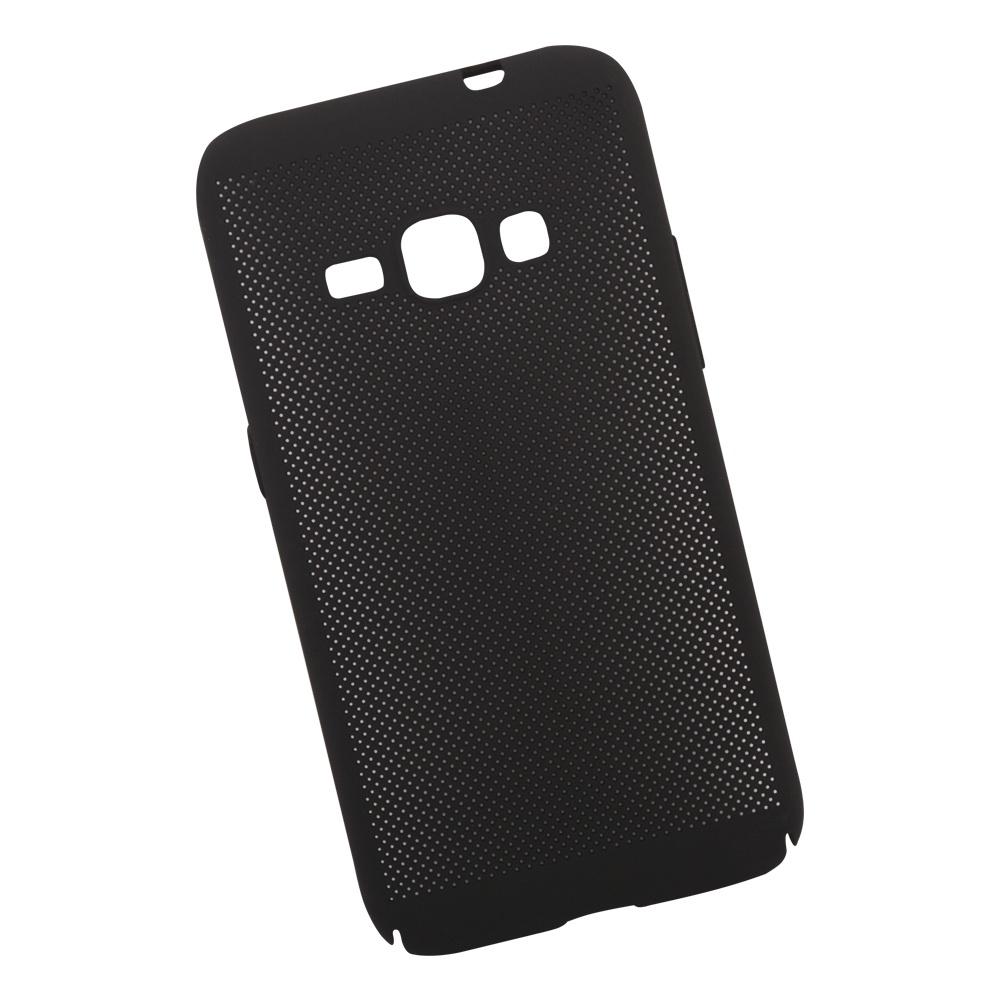 Чехол LP для Samsung J1 2016, 0L-00035132, черный
