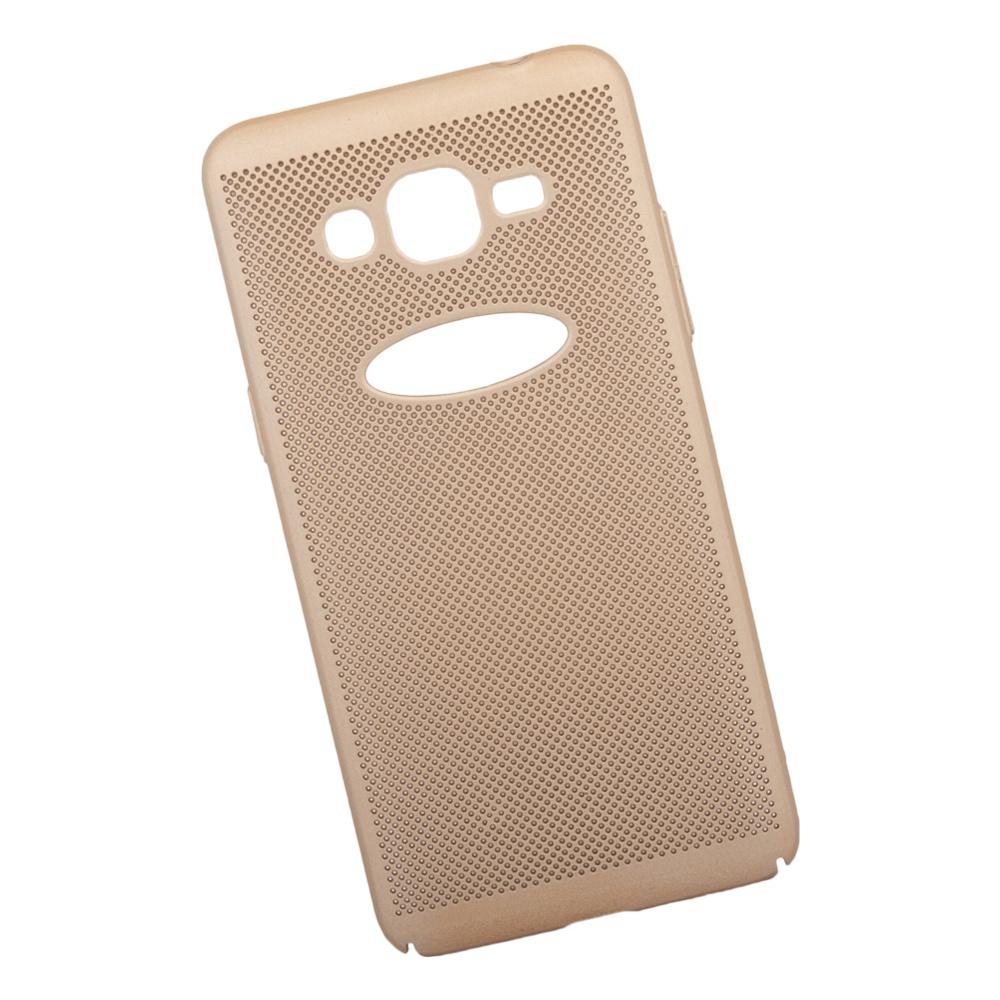 Чехол LP для Samsung J2 Prime, 0L-00035125, золотой