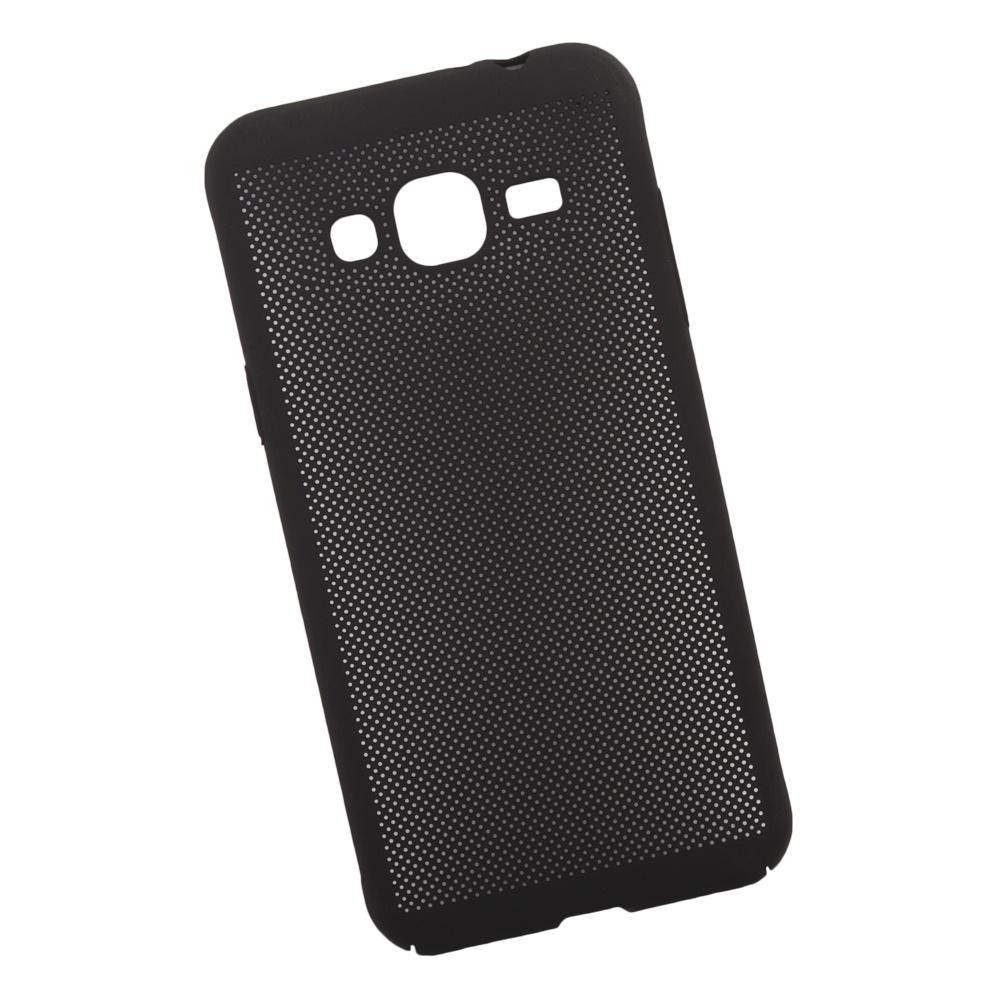 Чехол LP для Samsung J3 2016, 0L-00035133, черный