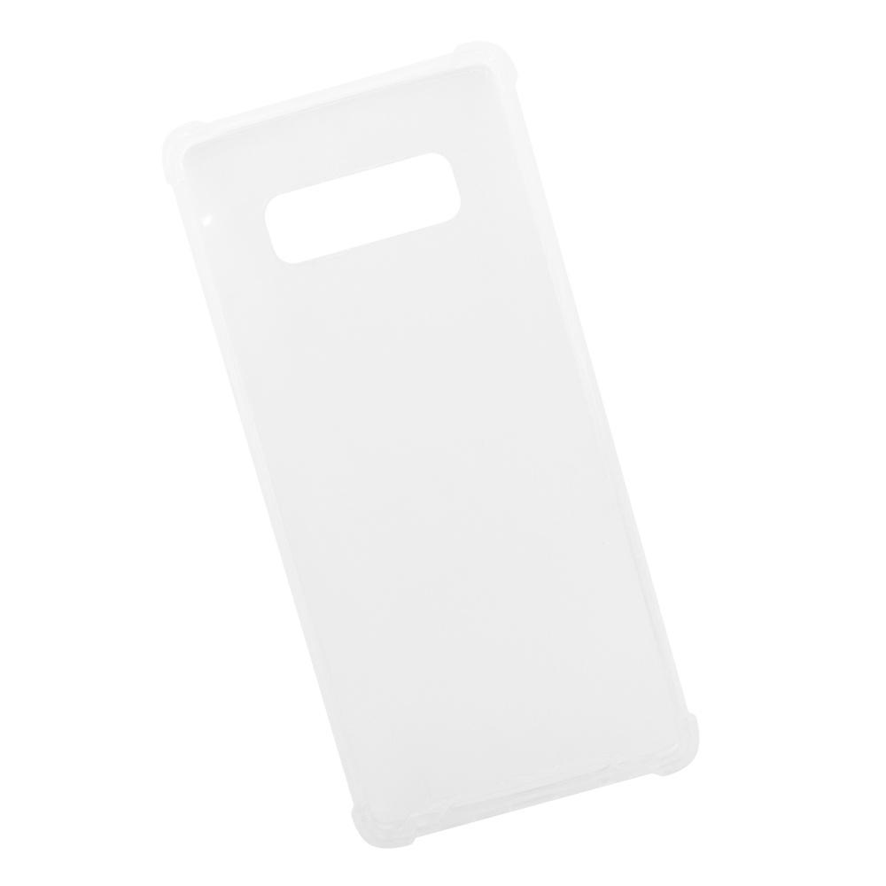 Чехол LP для Samsung Note 8, 0L-00034196, прозрачный