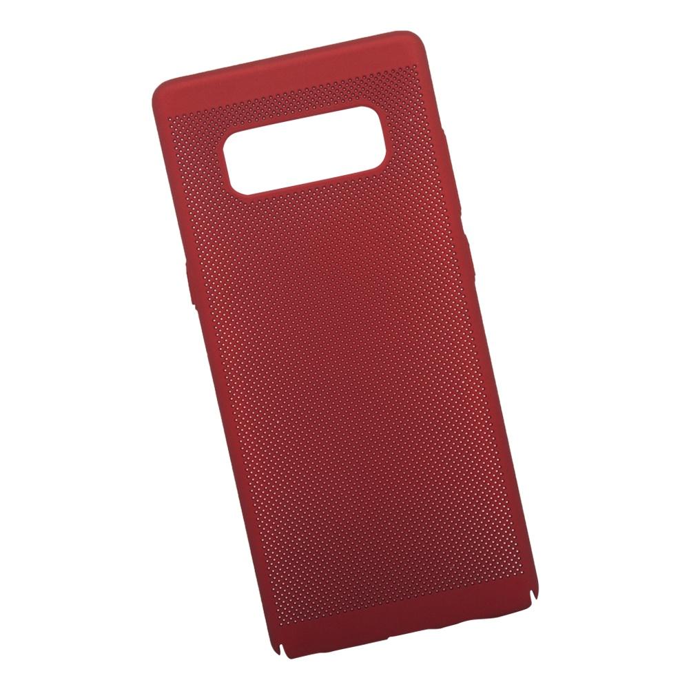 Чехол LP для Samsung Note 8, 0L-00035137, красный