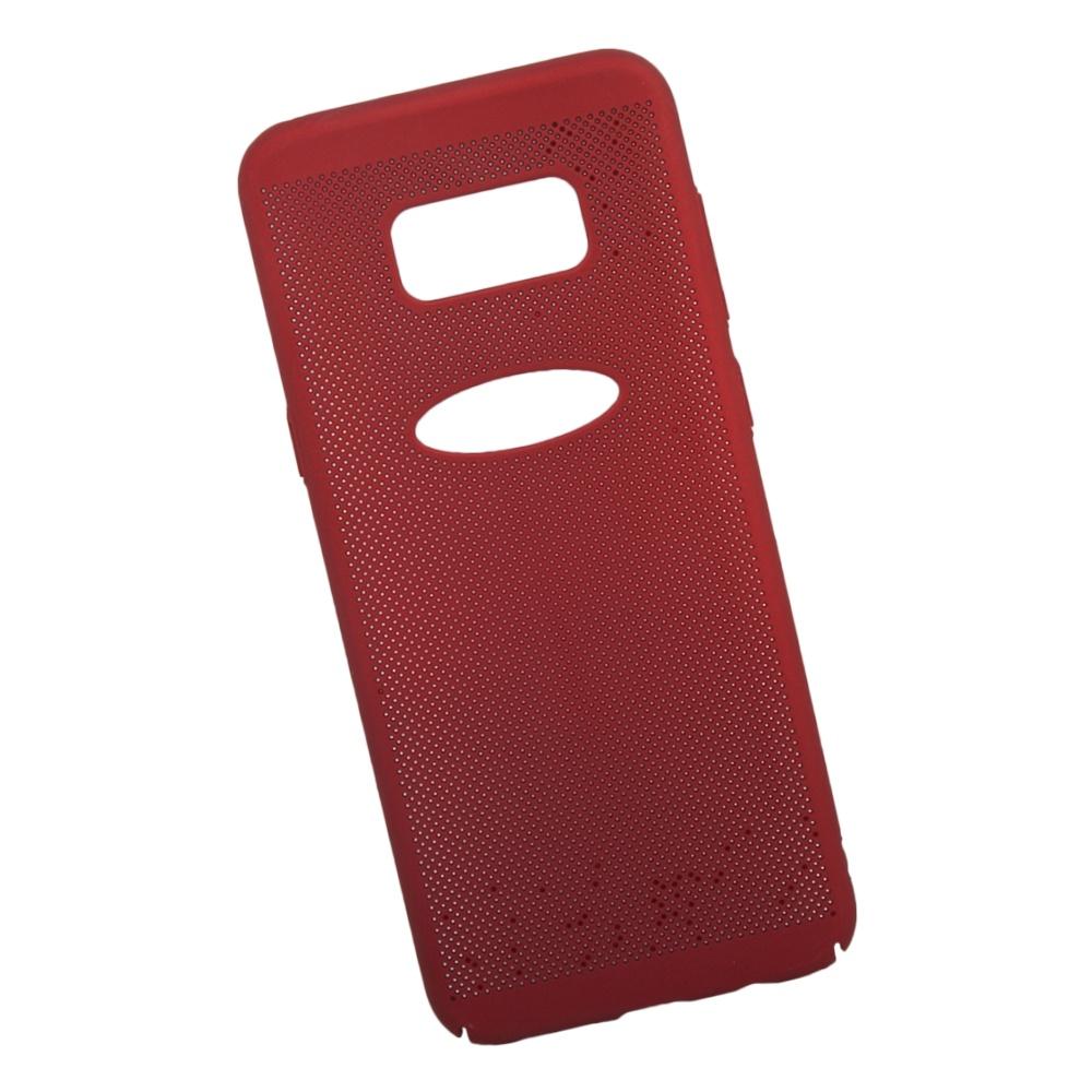Чехол LP для Samsung S8 Plus, 0L-00035145, красный