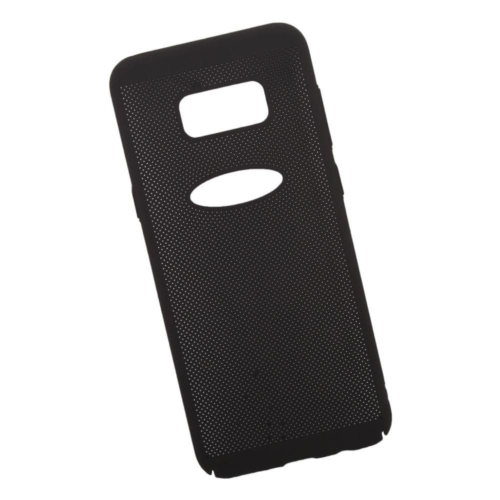 Чехол LP для Samsung S8 Plus, 0L-00035144, черный