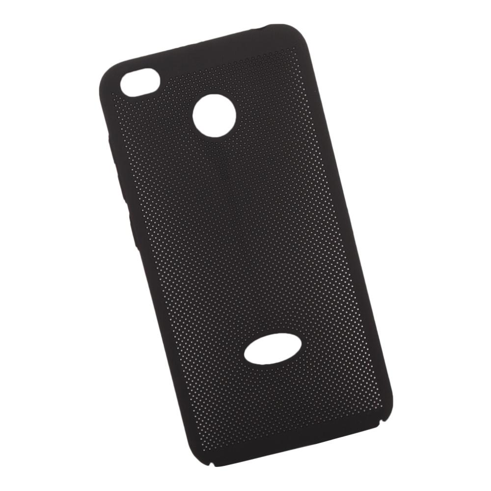 Чехол LP для Xiaomi Redmi 4X, 0L-00035160, черный цена