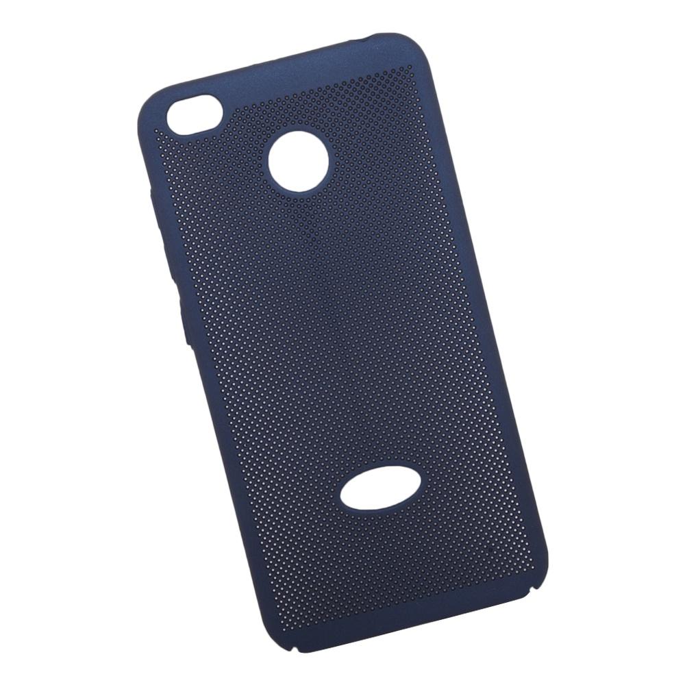 Чехол LP для Xiaomi Redmi 4X, 0L-00035164, темно-синий цена