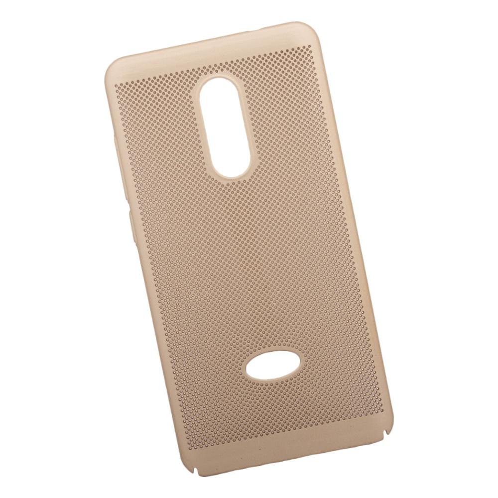 Чехол LP для Xiaomi Redmi Note 4, 0L-00035156, золотой цена и фото