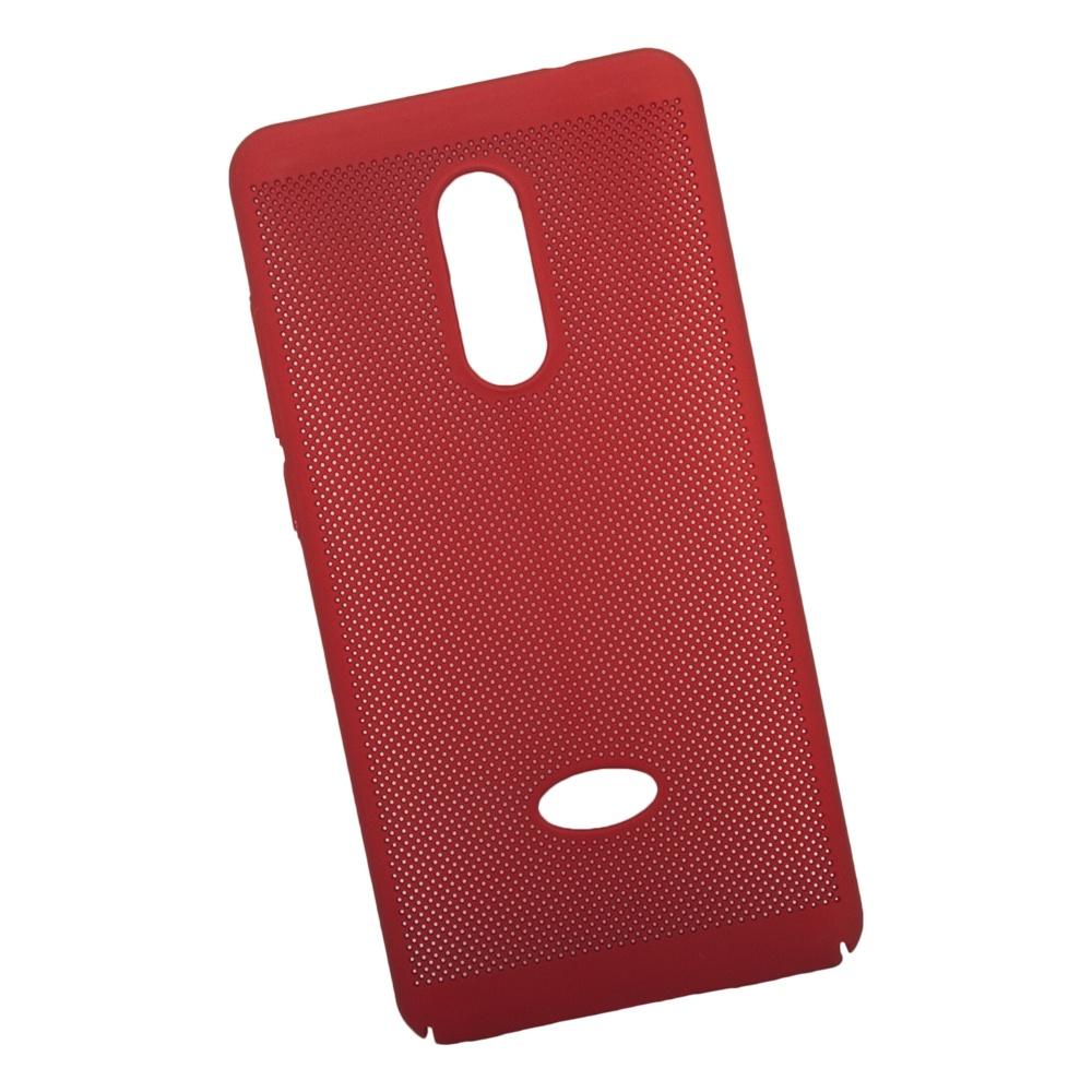 Чехол LP для Xiaomi Redmi Note 4, 0L-00035155, красный цена и фото