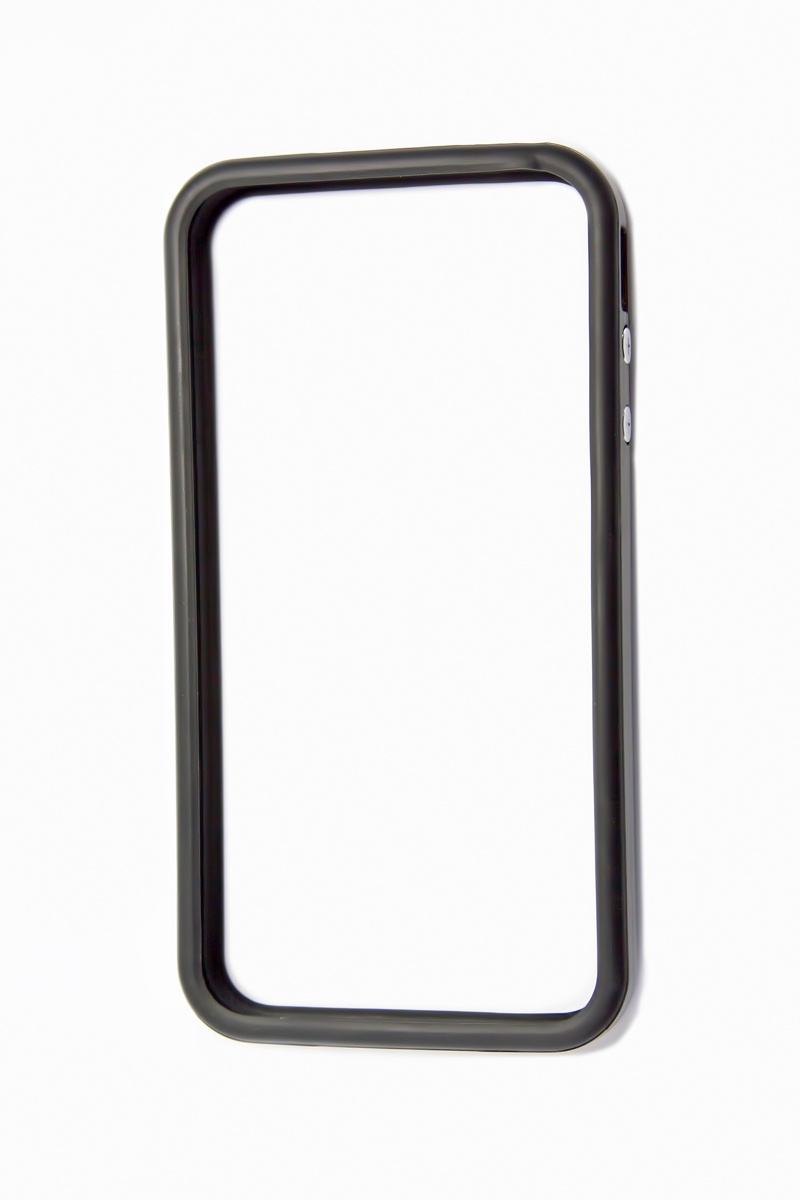 Чехол-накладка LIBERTY PROJECT, Bumpers для iPhone 4/4S, CD020787, черный телефон iphone 4