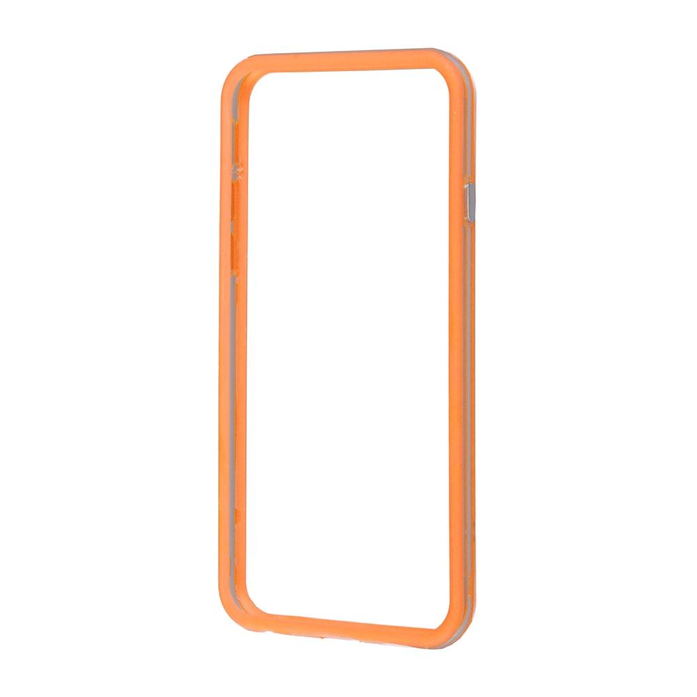 Чехол-накладка LIBERTY PROJECT, Bumpers для iPhone 6/6s, R0005478, оранжевый мобильный телефон gerffins powerbank оранжевый