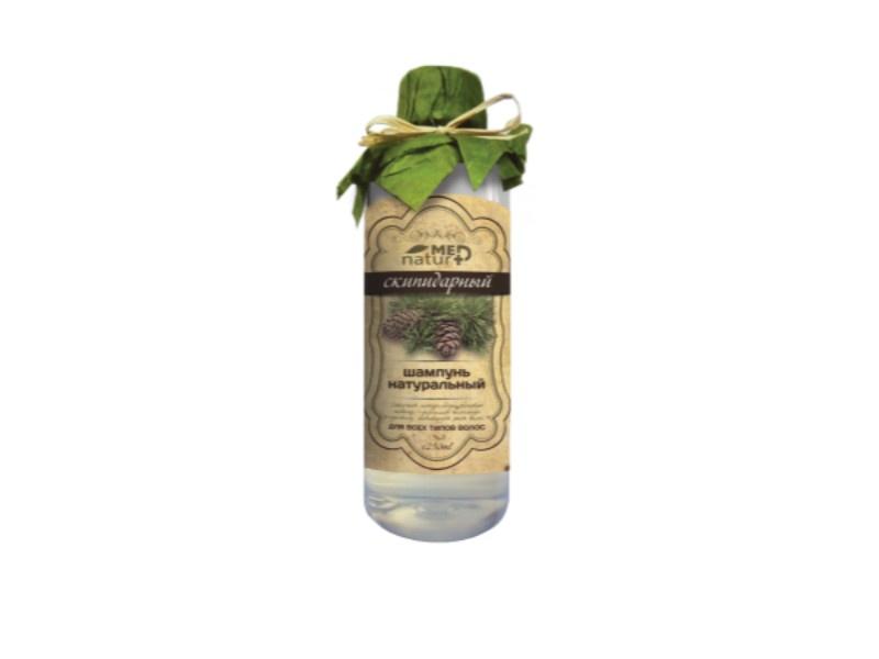 Шампунь для волос Натуротерапия «Скипидарный», 250 мл